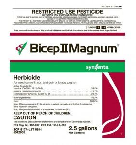 BicepIIMagnum Herbicide label