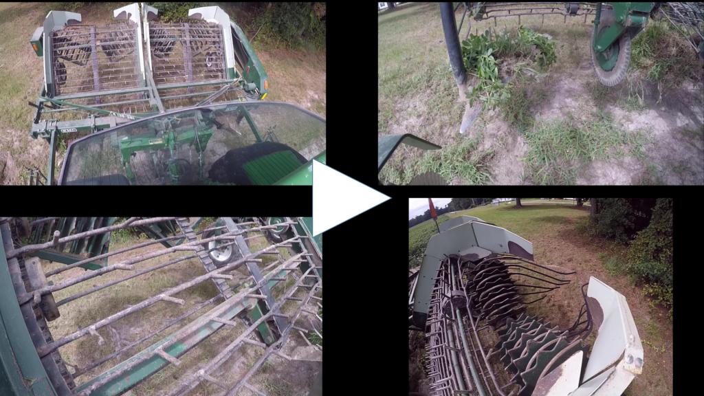Peanut Digger-Shaker-Inverter (DSI) Video